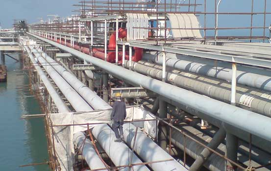 Jamnagar Export Refinery Project (JERP) | Oil and LNG Terminals by Tecon